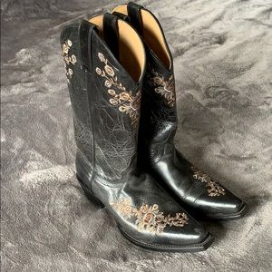Shyanne Western Boots